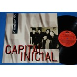 Capital Inicial - O Melhor Do Capital Inicial - Lp - 1994 - Raro